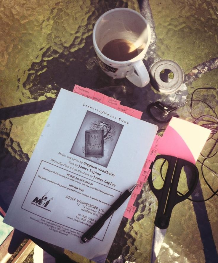 Coffee and line learning in the Sun