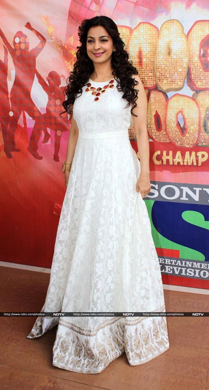 Bollywood Actress Juhi Chawla