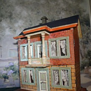 SOLD German Doll House