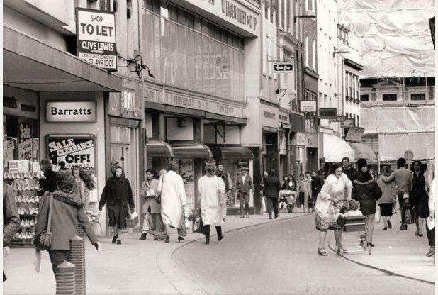 Long-lost places where we shopped till we dropped
