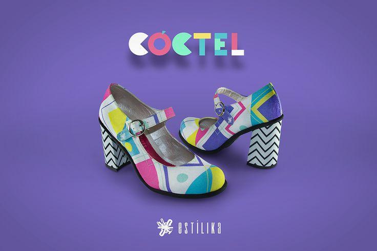Te gustan nuestros zapatos de tacón Estilika Coctel?, ahora puedes visitarnos en nuestro sitio https://www.facebook.com/estilika/   Estílika #mujer #tendencia #moda #zapatos #diseñoindependiente #talentocolombiano