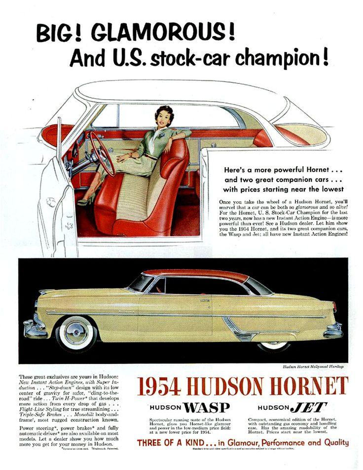 1954 Hudson Hollywood ★。☆。JpM ENTERTAINMENT ☆。★。