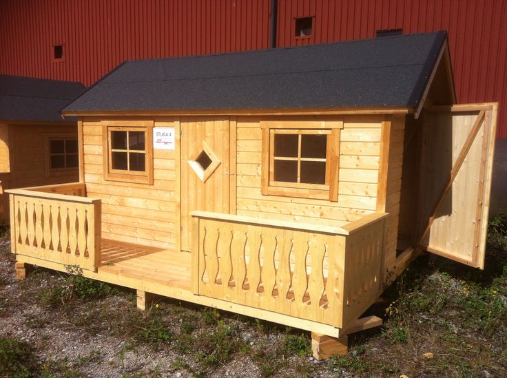 playhouse storage combo full size door on the side