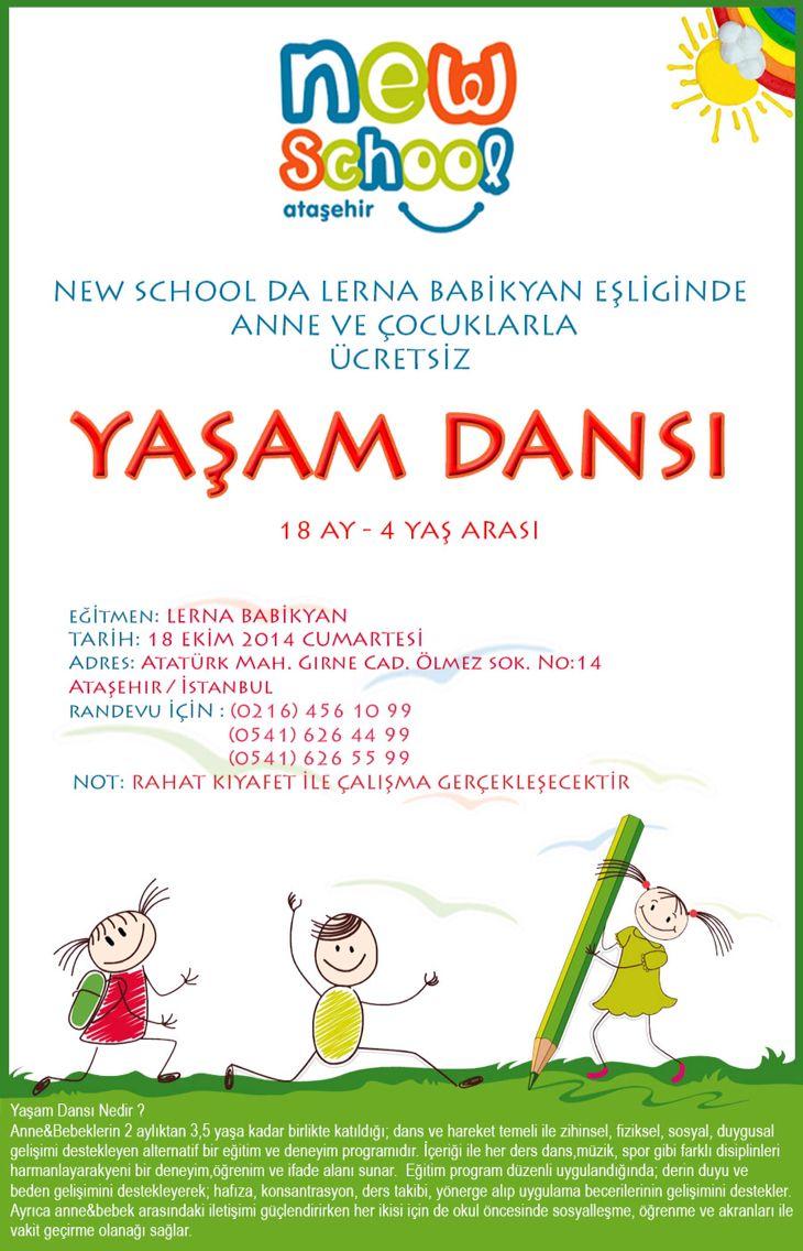Dance&Learning in Ataşehir :)