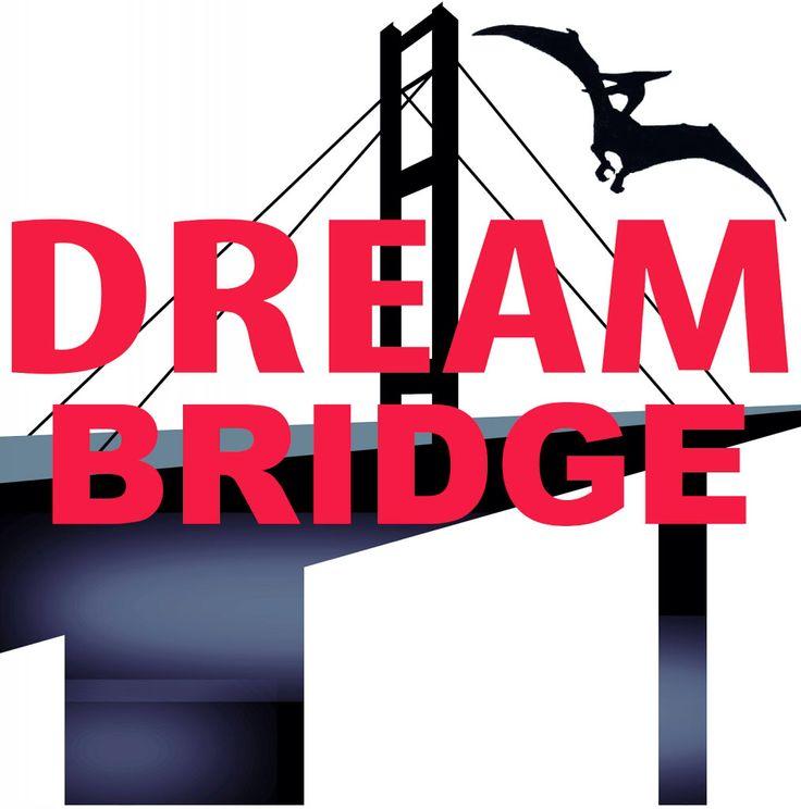 Dream Bridge. Our main logo used on YouTube and social media. Www.youtube.com/dreambridgelists