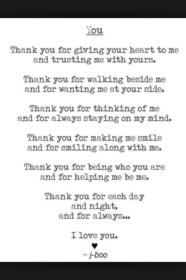 Soulmate Quotes : Thank you for a lifetime of your love
