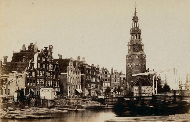 amsterdam Oude Schans 1861 | Flickr - Photo Sharing!