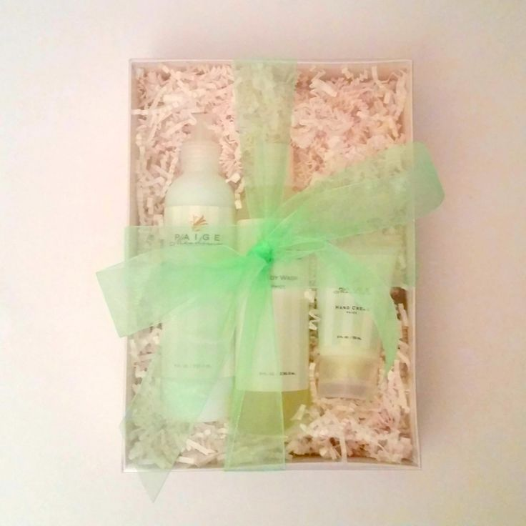 Hand Lotion, Hand Wash and Hand Cream Gift Set