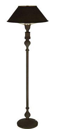 Tall Metal Table Lamp - £320.00 - Hicks and Hicks