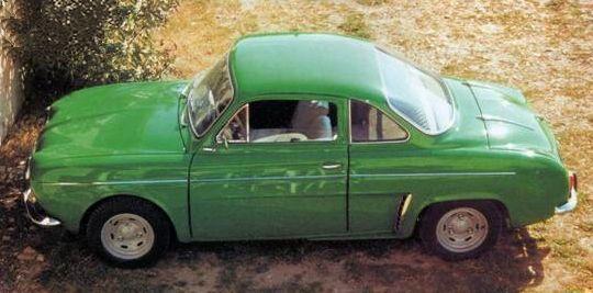 RENAULT CONCEPTS présente... Les autres coupés sur base de Renault Dauphine © 2009