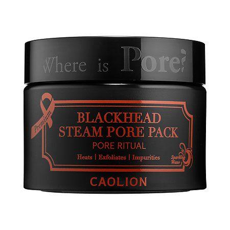 Premium Blackhead Steam Pore Pack - Caolion | Sephora