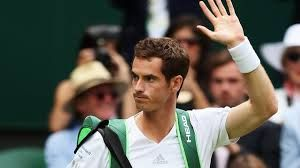 Andy Murray sent crashing out of Wimbledon.