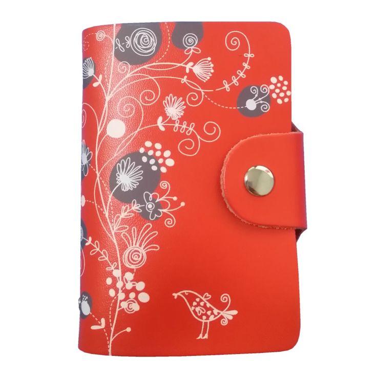 送料無料100%本革クレジット名刺ホルダー 、卸売リアル牛革レザー カード ケース 26