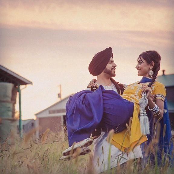 Desi Weddings : Photo #hindi #lovers #couples