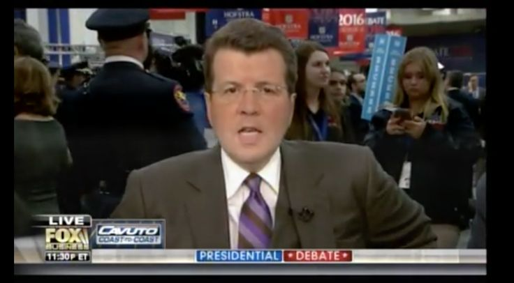BREAKING: The Debate Was Rigged! Neil Cavuto Just Exposed Lester Holt's Lies!