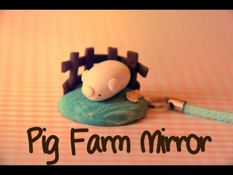 Cute Pig Mirror! - YouTube