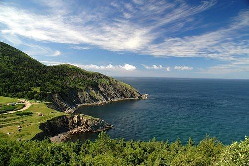 Cape Breton Island Nova Scotia Canada