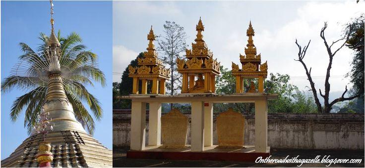 Maha Myat Pagoda - Hsipaw