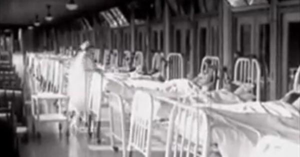 Terror e calafrios! Sanatório abandonado é o lugar mais assombrado da América - Fotos - R7 Hora 7
