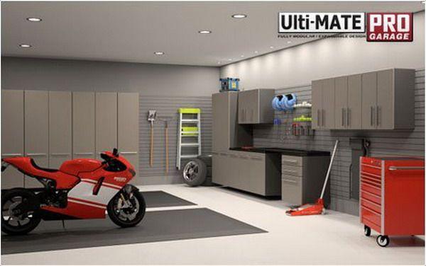 72 best Sweet Garage Setups images on Pinterest   Garages ...