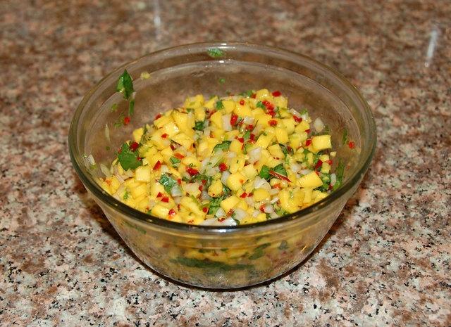 Сальса из манго (Mango Salsa)