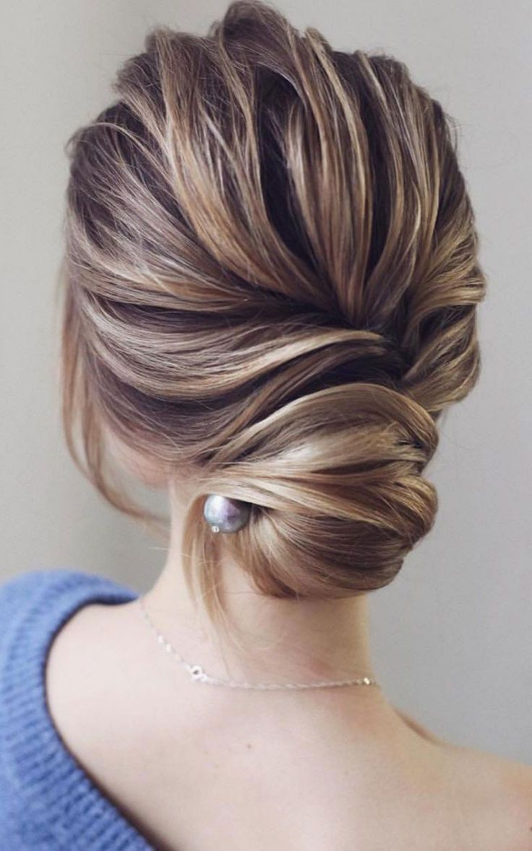 Elegant Prom Updo Wedding Hairstyles For Medium Length Hair Braided Hairstyles Updo Long Hair Styles Bridesmaid Hair Updo
