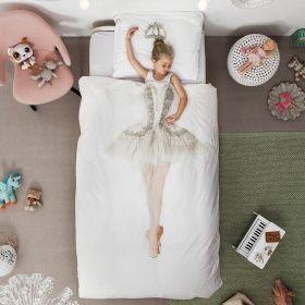 Snurk Bettwäsche Ballerina Flanell | design3000.de