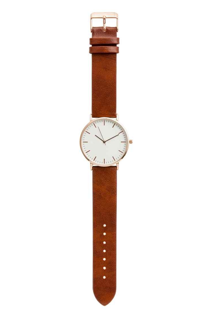 Watch - Dark brown - Ladies | H&M GB 1