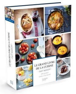 Le Grand livre de la cuisine Fait Maison | Collection Fait maison | Éditions Hachette Cuisine