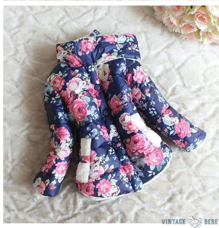 Floral Cotton Jacket