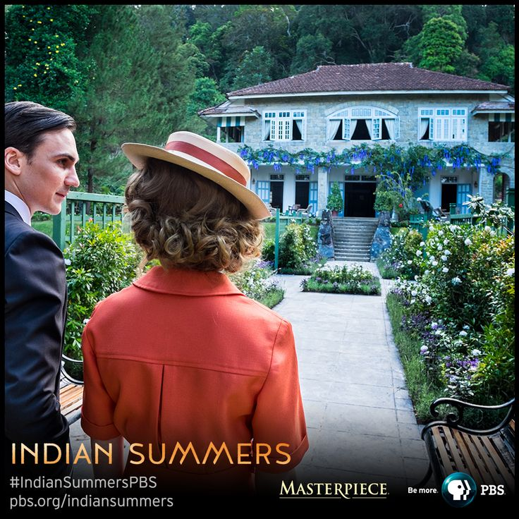 """Chotipool,"" Ralph (Henry Lloyd-Hughes) and Alice (Jemima West) Whelan's childhood home 
