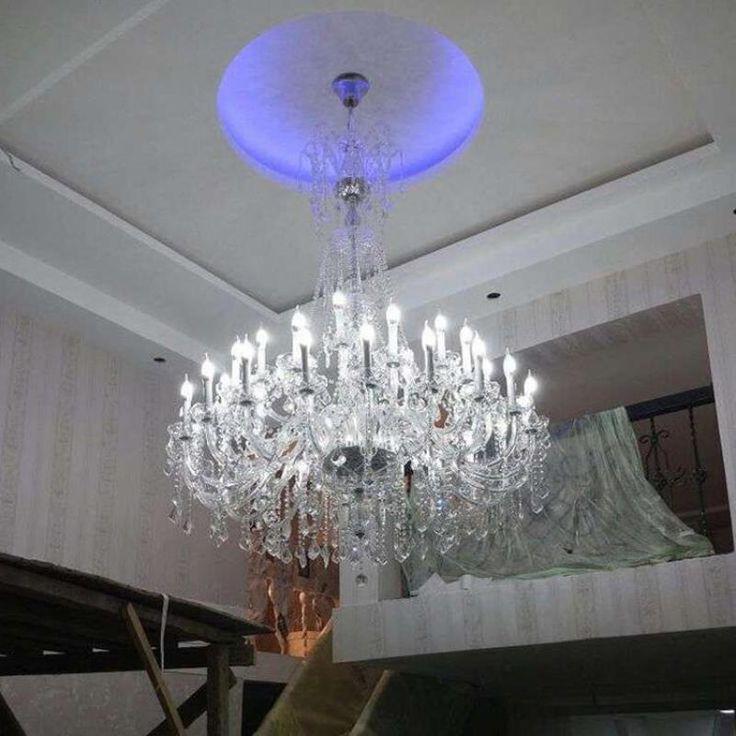 415 mejores imgenes de ceiling lights fans en pinterest hotel hall 45 pcs large led chandelier for living room church shopping mall art deco lighting aloadofball Choice Image