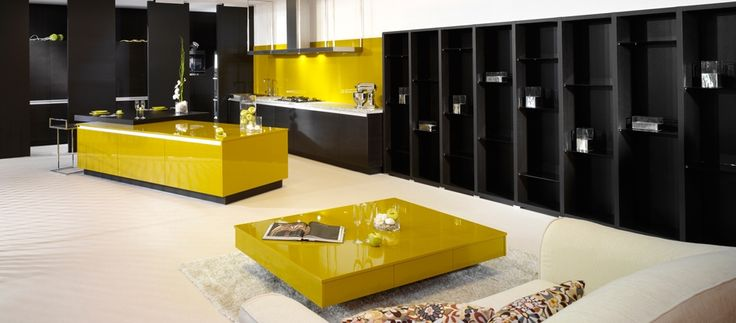Did you know the colours yellow, red and orange stimulate hunger Live life in colour !! #kitchendesign