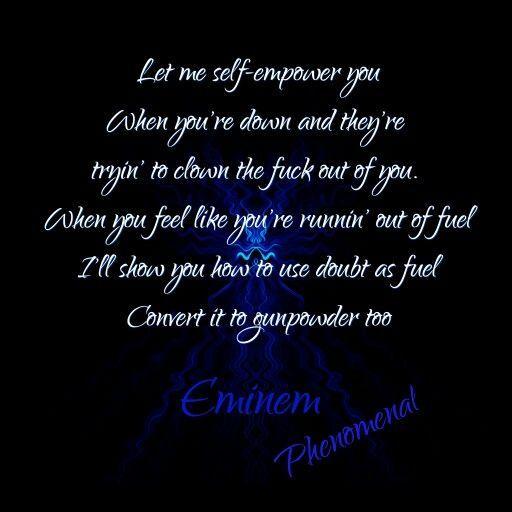 phenomenal eminem quotes lyrics (2)