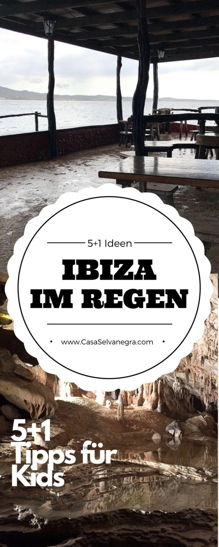 Die ultimativen Ideen für Ausflüge im Regen auf Ibiza