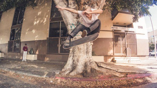 Skateboarding has long been dominated by primarily male participation, but the women are rising up and growing in numbers, and we love it. This video part shatters every preconceived notion of girls vs boys. Technically incredible and thoroughly enjoyable, Lacey Baker just brought down the house. Hell YES!