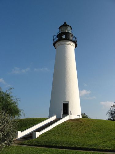 Port Isabel Lighthouse Texas