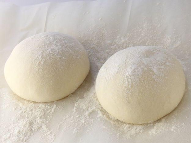 Pizze focacce cremor tartaro