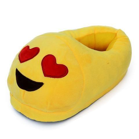 Deley Unisexe Pantoufles Dessin Animé Chaud Expression Emoji Hiver Chaussures Maison En Peluche Baiser réductions meilleur gros offres en ligne Vzk6zKfUp