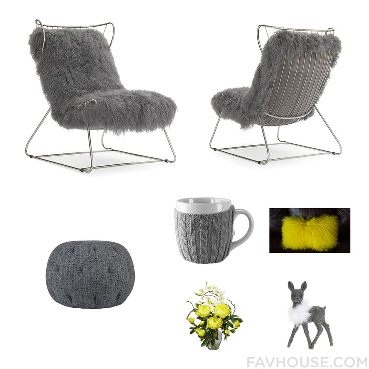 Room Goods With Mitchell Gold  Bob Williams Accent Chair Stainless Steel Chair Jayson Home Ottoman And Ceramic Mug From January 2017 #home #decor