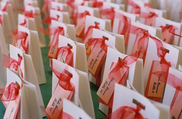 What To Put In Wedding Gift Bags: Give A Welcome Letter To Out Of Town Guests Letting Them