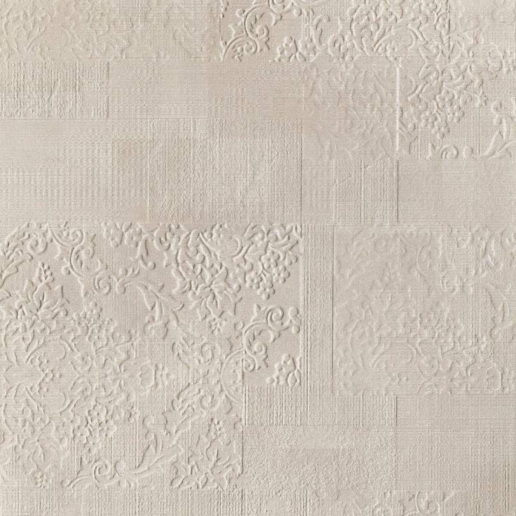 Paradyż gres szkliwiony Aloke ornament bianco 59,8 x 59,8 eLZet
