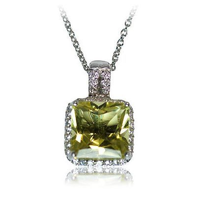 Check out the next attractive color gem stone necklace - Parris Jewelers, Hattiesburg, MS #gemstones