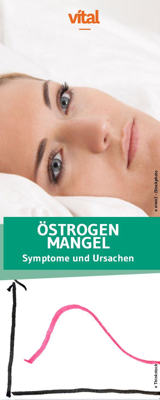 östrogenmangel