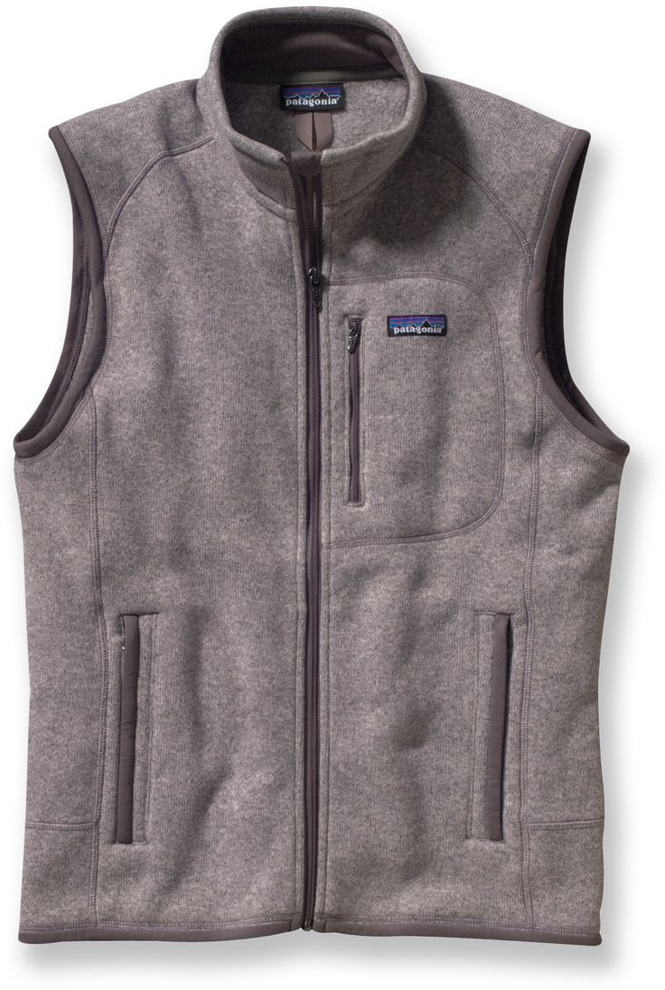 Patagonia Better Sweater Fleece Vest - Men's - Free Shipping at REI.com