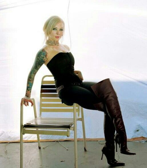 Maria Brink Not A Fan Of The Tat But Those Look Like My