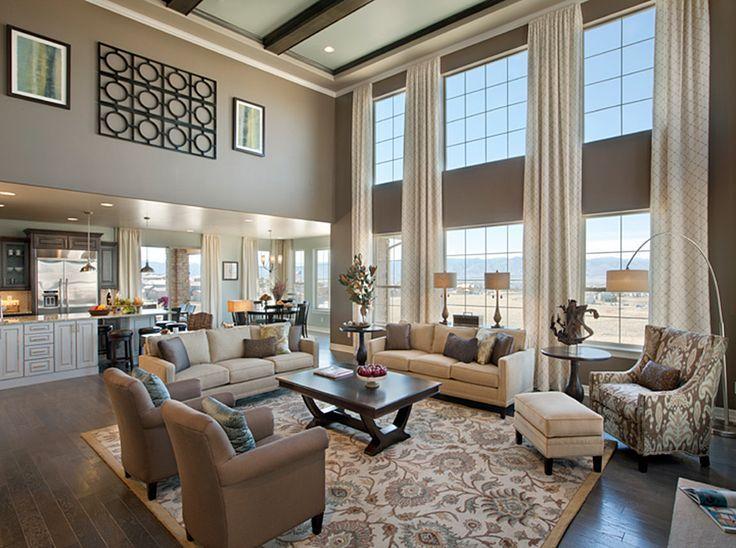 25+ best Large window treatments ideas on Pinterest Large window - living room windows