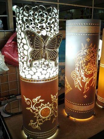 Barbaridade: Reciclagem – Luminárias com tubo de PVC