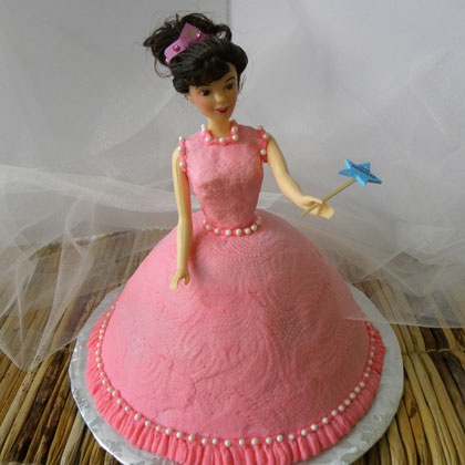 Easy Doll Cake Images : 1000+ images about Birthday Cakes on Pinterest ...