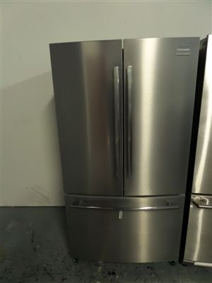 Brand New Frigidaire Professional 22.6 Cu. Ft. French Door Counter Depth  Refrigerator.